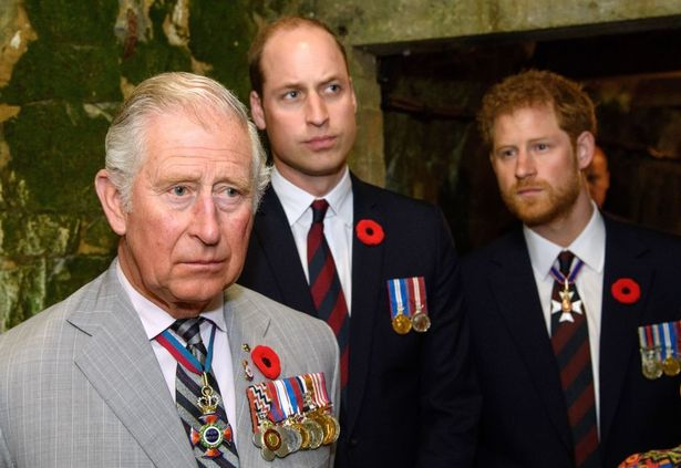 """Prince Harry hasn't made """"any progress"""" with Prince William and Charles following his and his wife Meghan Markle's bombshell race claims"""