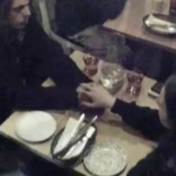 Chilling Moment Woman Treats Homeless Man To Dinner Before He Beats Her To Death