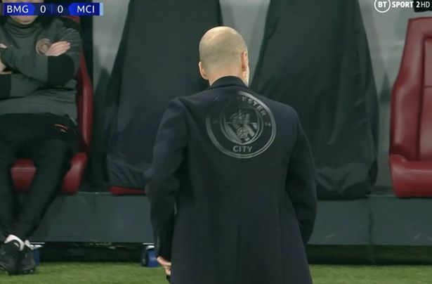 Pep Guardiola's jacket evoked some strong opinions