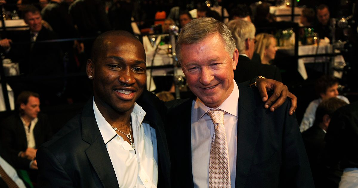 Also get details including age, height,. Man Utd flop Eric Djemba-Djemba gaat eindelijk met ...