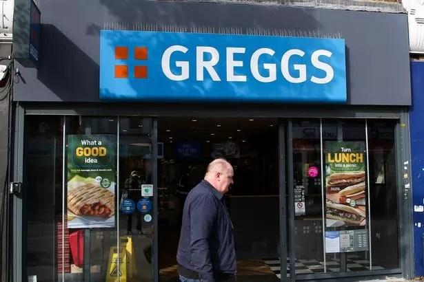 Shaun claims that he won't eat at a Greggs again