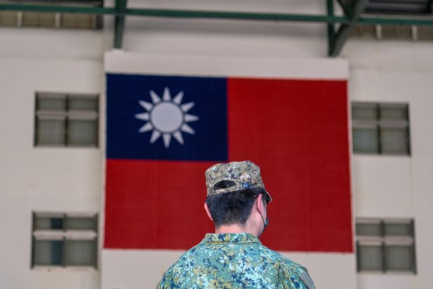 Taiwan soldier
