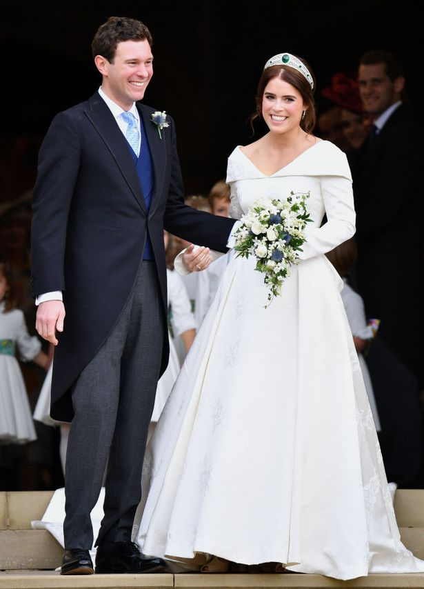 'Mystery' over empty seat at front of Princess Eugenie's wedding finally explained