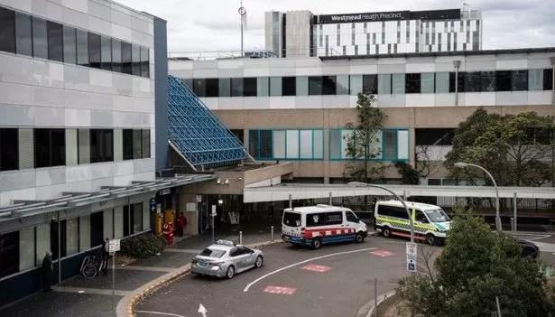 Westmead Hospital in Sydney