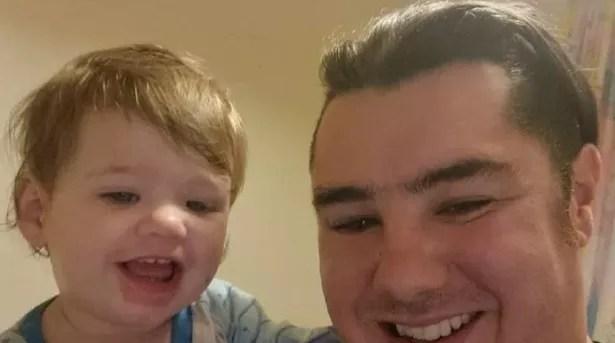 Daniel Lawson and kids