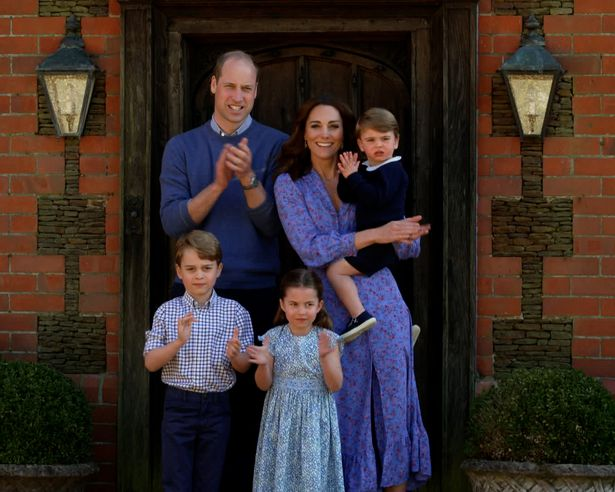 Prince William doesn't want his son having the same conversation in 30 years' time
