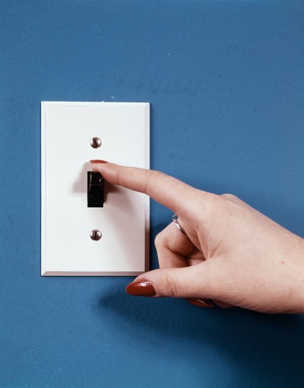 Over half of kids have told their parents off for not switching off a light switch or the TV