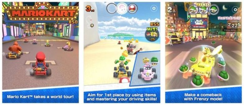 Mario Kart Tour Release Date Time - How to download on Android ...