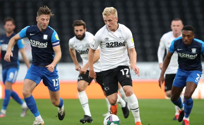 Derby County Transfers Live Max Bird And Louie Sibley