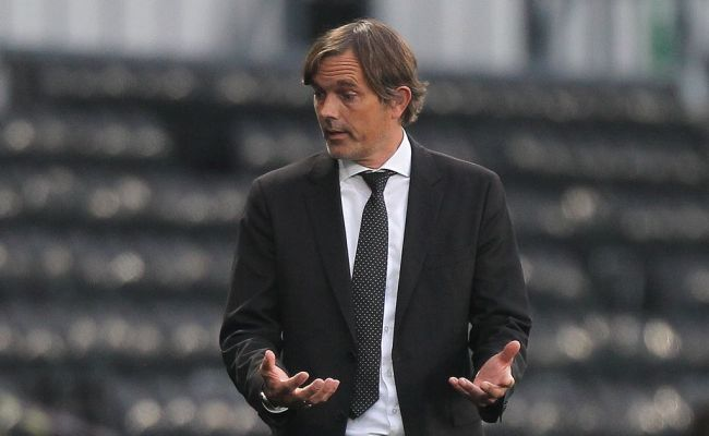 Phillip Cocu S Message To Fans About Derby County S New