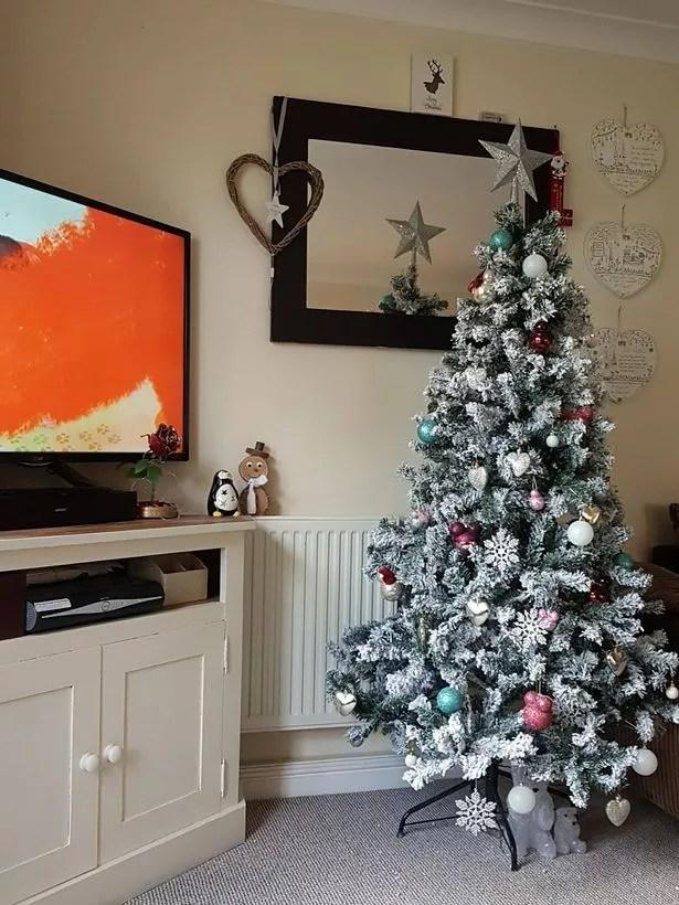 online retailer afabc ca122 asda christmas tree   Thecannonball.org