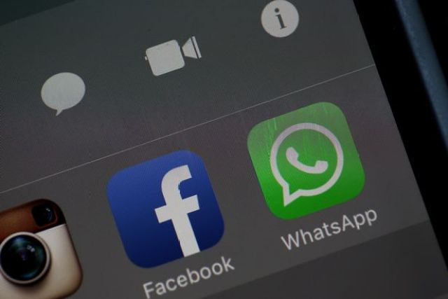 Whatsapp is a phone messaging app
