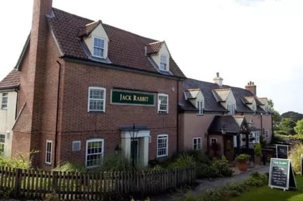Le pub Jack Rabbit
