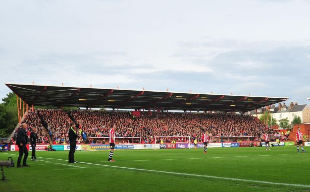 Exeter City's Big Bank picture gallery - Devon Live