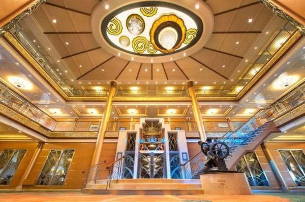 Disney Magic Cruise Ship - Dublin Live