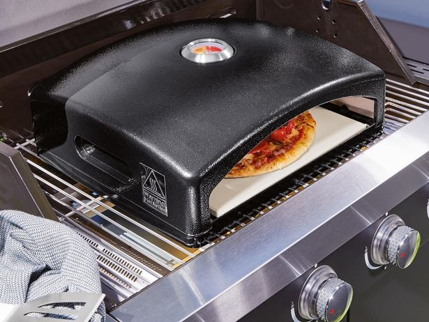 Grillmeister BBQ Pizza Oven