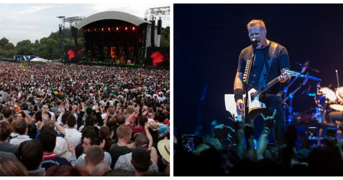 When is Metallicas show at Slane Castle and what will the ticket prices be  Dublin Live