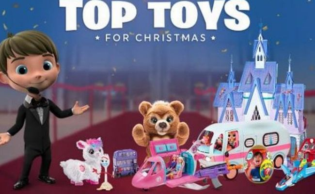 Smyths Toys Reveal Their Top Ten Toys For Christmas 2019