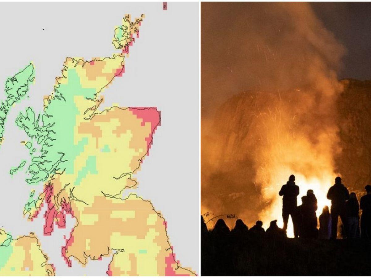 23/04/2021· uk fire risk map: Edinburgh Wildfire Warning As Map Shows Areas At Extreme Risk In Coming Days Edinburgh Live