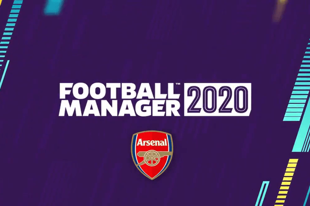 football manager 2020 arsenal edition