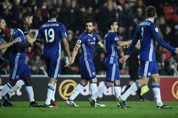 The full Chelsea squad list for the 201617 Premier League