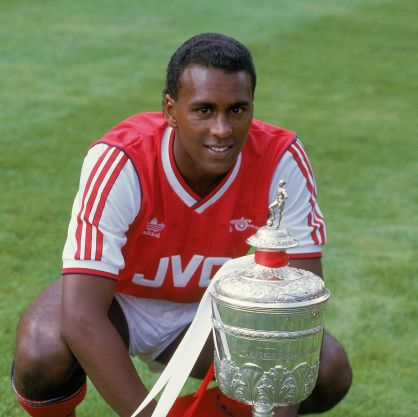 He was the dad of the family to us' - David Rocastle sister's moving tribute to Arsenal legend - football.london
