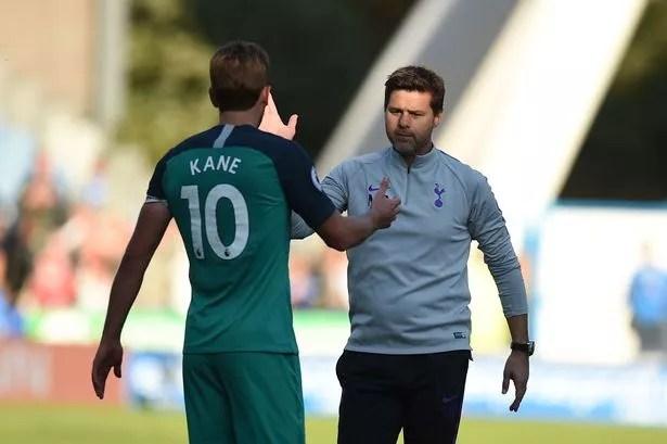 Harry Kane has heartfelt message for Mauricio Pochettino as Jose Mourinho takes charge at Spurs - football.london