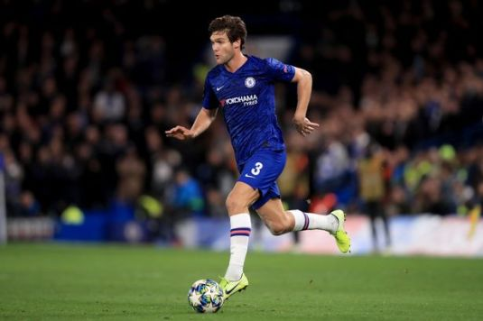 Frank Lampard on why Marcos Alonso has not been playing for ...
