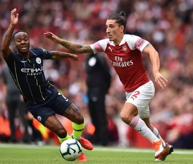 Hector Bellerin Makes Raheem Sterling Admission Ahead Of Arsenal