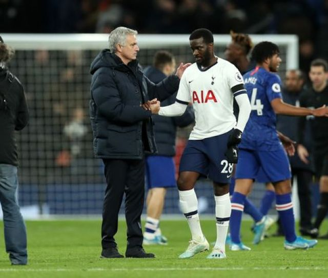 Spurs Predicted Team Vs Norwich Tanguy Ndombele To Return And