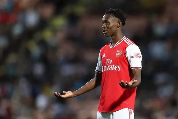 Folarin Balogun breaks his silence amid Arsenal transfer decision with cryptic social media post - football.london