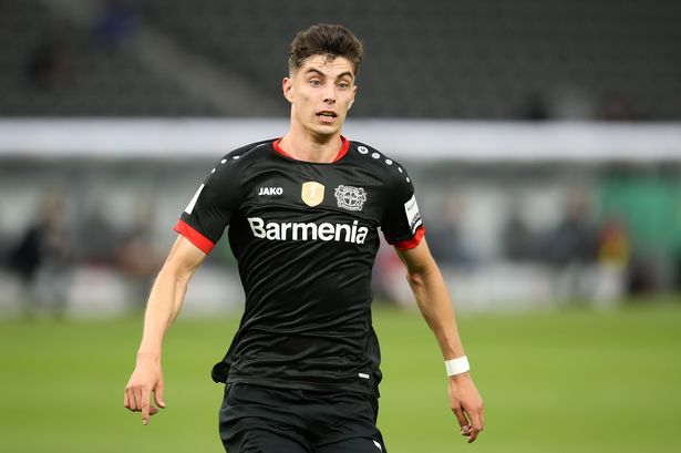 Kai Havertz continues to be heavily linked with Chelsea