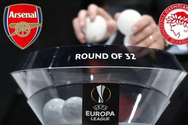 Europa League Knockout Table 2021