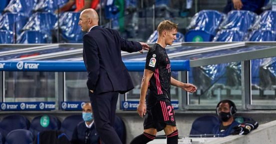 Arsenal dealt a potential blow to Martin Odegaard after the development of Real Madrid