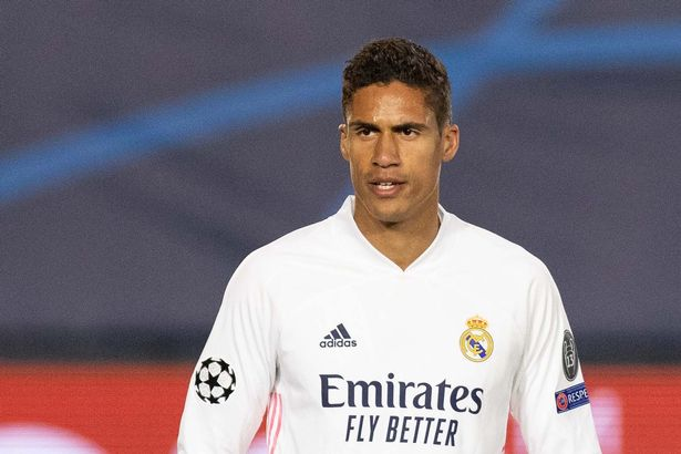 Real Madrid defender Raphael Varane is set to miss the second leg of the Champions League semi-final against Chelsea