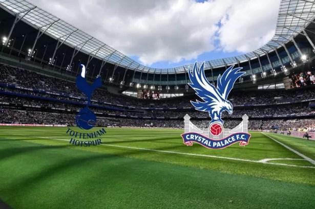 Tottenham Hotspur Vs Crystal Palace Kick Off Time Tv