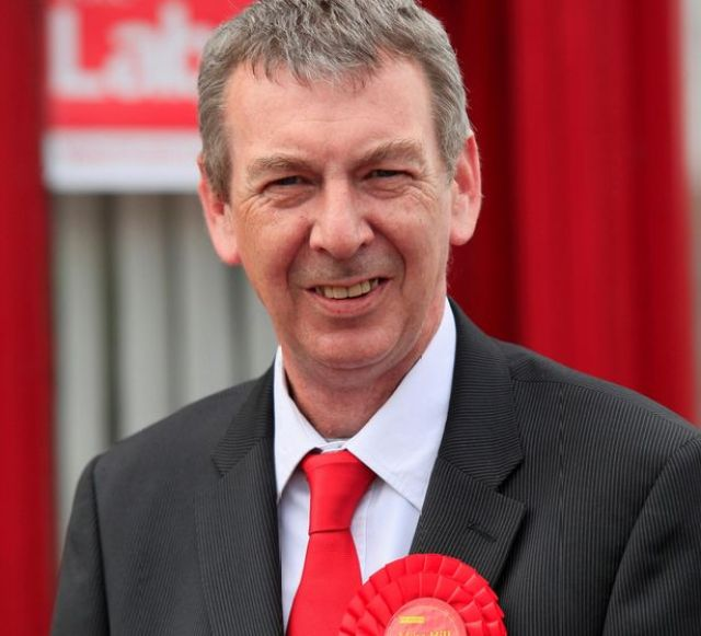 Mike Hill, Labour MP for Hartlepool