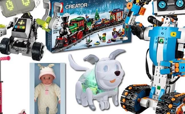 John Lewis Top Toys For Christmas 2017 Retailer Reveals