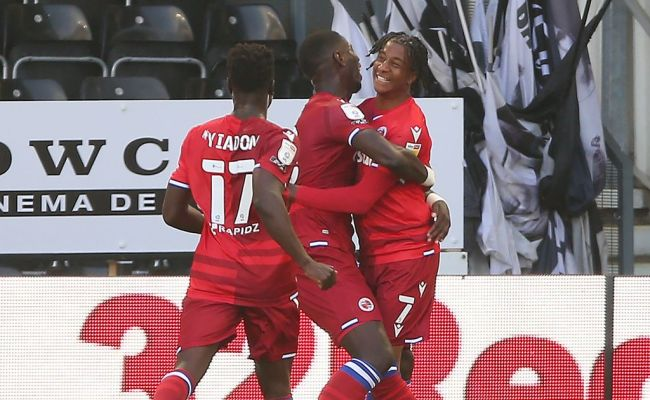 Derby County 0 Reading Fc 2 Recap Superb Royals Off To A