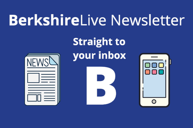 Sign up to the BerkshireLive newsletter.