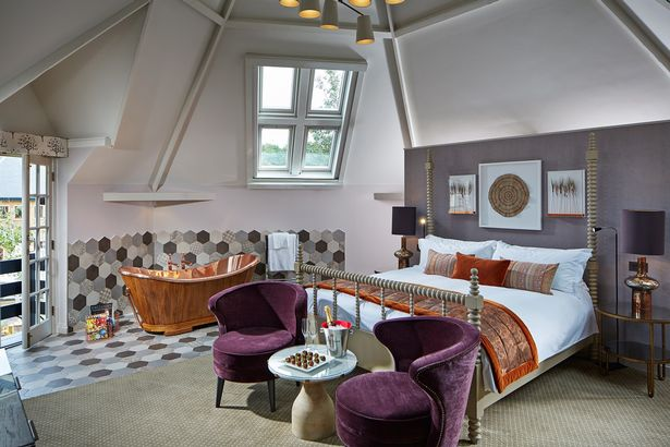 Pennyhill Park launches 1250 per night luxury suite