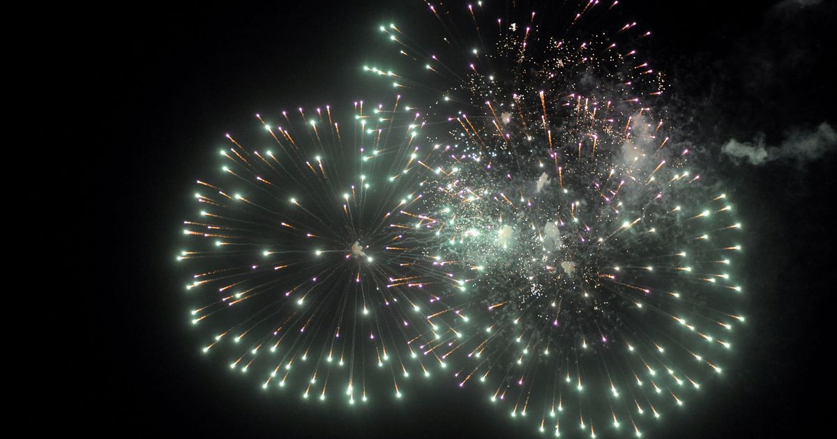 Bonfire Night  which firework makes you ooh and aah