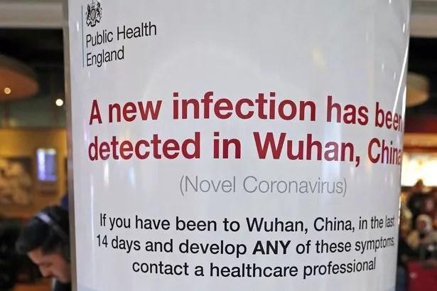 Canary Wharf office temporarily shut down due to coronavirus fears ...