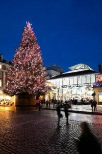 Covent Garden market's Christmas extravaganza kicks off ...
