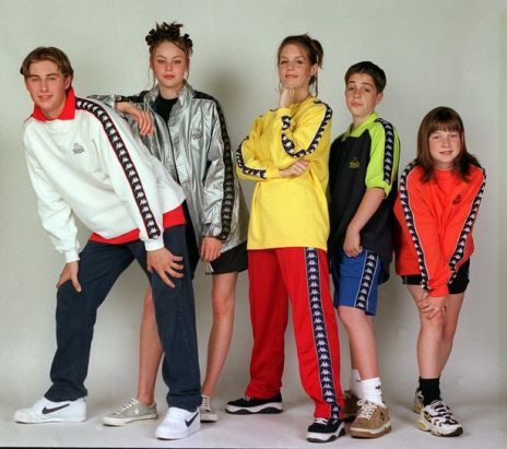 A look back at the Kappa 'trackie' and how it defined young team fashion in  Glasgow - Glasgow Live