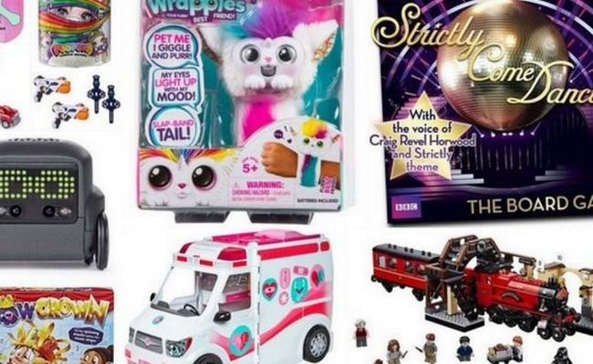 These Are The Must Have Toys For Christmas 2018 According