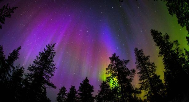 Northern Lights Alert Scotland