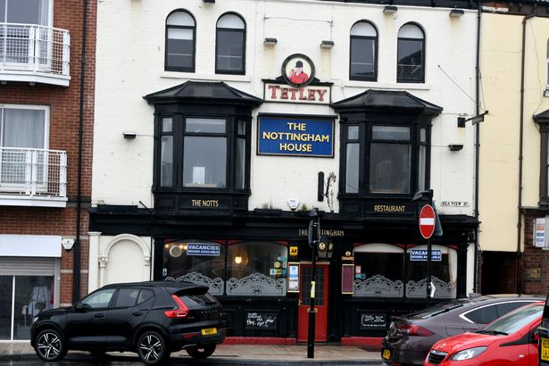 The Notts in Sea View Street, Cleethorpes