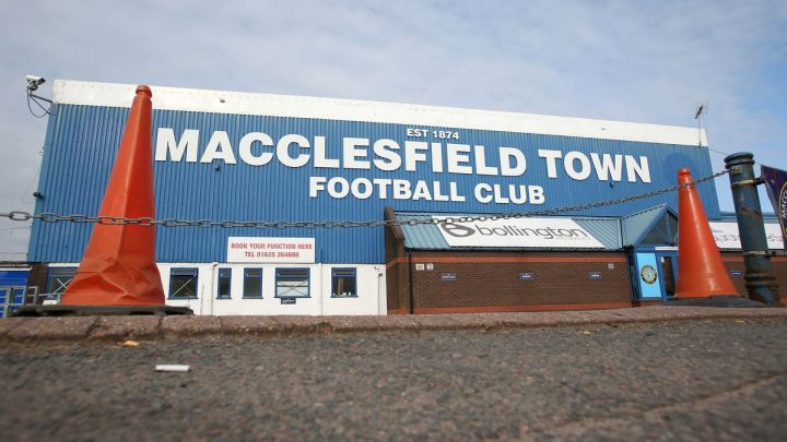 Macclesfield Town expelled from National League four days ahead of start of  new season - Grimsby Live