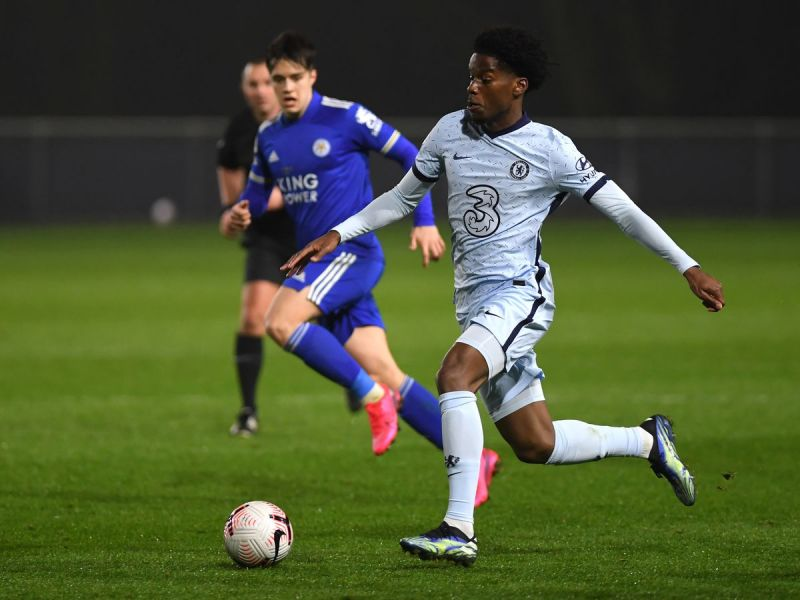 Who is Pierre Ekwah? Chelsea teenager on trial at Portsmouth hoping to secure a move - HampshireLive